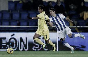 Villarreal - Real Sociedad: puntuaciones Real Sociedad, jornada 19