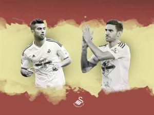 El Swansea renueva a Rangel y a Amat