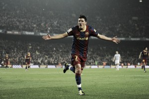 David Villa, el mejor de la MSL