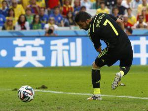 Australia - España: puntuaciones de España, jornada 3