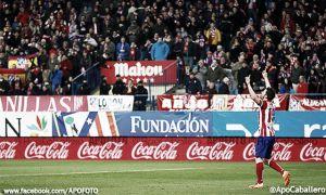 El Atlético de Madrid es líder 18 años después