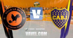 Previa: La Ñata vs Boca Juniors