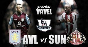 Aston Villa - Sunderland Preview: Villans seek first home win