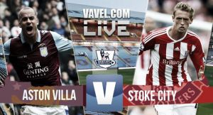 Resultado Aston Villa vs Stoke City en vivo (1-2)