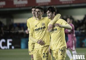 Fotos e imágenes del Villarreal 3-0 Cádiz, vuelta de dieciseisavos de final de Copa del Rey