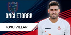 Iosu Villar ficha por el Leioa