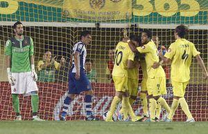 Villarreal – Espanyol: puntuaciones del Villarreal, jornada 6