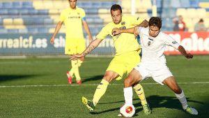 El Villarreal B vuelve a perder en su feudo ante el Olimpic de Xàtiva