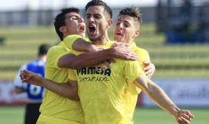 "El Villarreal ""B"" descuelga al Hércules de la lucha con polémica"