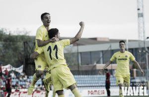 Fotos e imágenes del Villarreal B 1 - 1 Reus, de la 1ª jornada de Segunda División B
