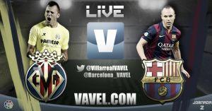 Villarreal vs Barcelona en vivo y en directo online