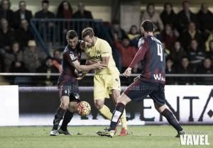 Fotos e imágenes del Villarreal CF 1-1 SD Eibar, jornada 12 de Liga BBVA