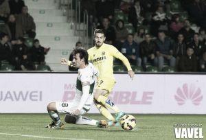Elche - Villarreal: puntuaciones del Villarreal, jornada 17 de la Liga BBVA