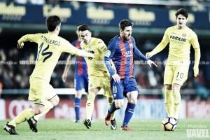 El Villarreal no vence en el Camp Nou desde 2.008