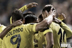 El Villarreal acapara el récord de goles y victorias de la Europa League