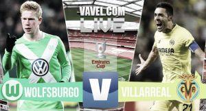 Resultado Wolfsburgo vs Villarreal (1-2)