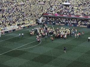 Villarreal de retour en Liga