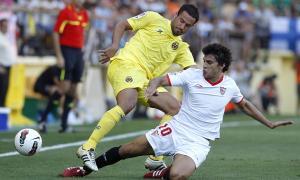 Reparto de puntos para un valiente Villarreal y un impreciso Sevilla