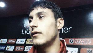 """Édgar Villegas: """"Queremos ir por todo en la Copa y la Liga"""""""