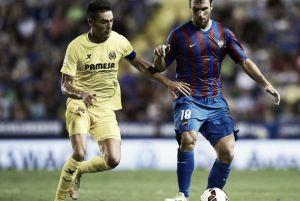 Villarreal 1-0 Levante: Vietto scores again as Villarreal remain in the hunt for Europe
