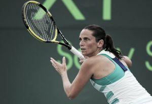 WTA: Knapp e Vinci in campo a Norimberga, a Strasburgo via agli ottavi