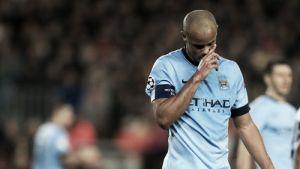 El Manchester City, adiós prematuro a Europa