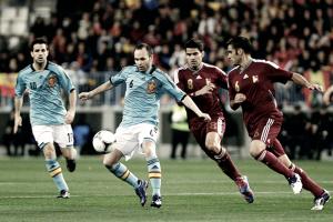 La Selección Española volverá a La Rosaleda