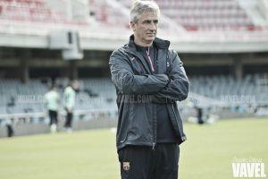 Vinyals ya manda en el Barça B