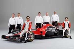 Marussia Virgin 2011: El último de la fila