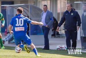 Josip Visnjic continuará un año más en Fuenlabrada