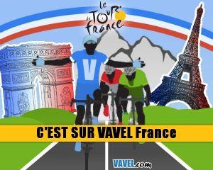 Le Tour de France, c'est sur VAVEL France