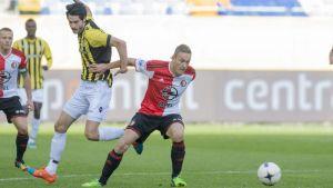 Vitesse 0-0 Feyenoord: Vitesse hold in-form Rotterdam side to stalemate