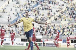 UD Las Palmas - Sporting de Gijón: puntuaciones de la UD Las Palmas, jornada 37 Liga Adelante