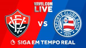 Vitória 0 x 1 Bahia pelo Campeonato Baiano 2018