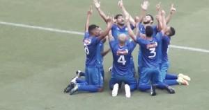 Vitória goleia América e assume liderança do Campeonato Pernambucano