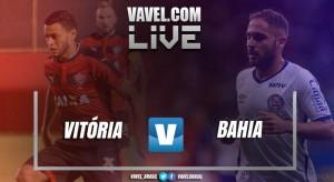 Resultado Vitória x Bahia pela final do Campeonato Baiano 2017 (0-0)