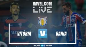 Resultado Vitória 0x0 Bahia Campeonato Brasileiro 2017 (0-0)