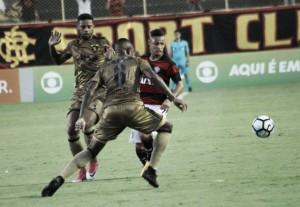 Sport se impõe diante do Vitória para encerrar jejum e deixar zona de rebaixamento