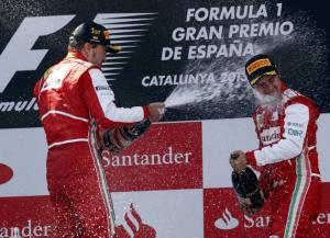 La Spagna è terra di conquista per la Ferrari