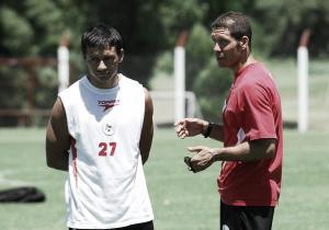 Nelson Vivas es el nuevo DT de Quilmes