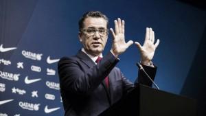 """Josep Vives: """"No hay motivos por los que estar descontentos con el acuerdo con Qatar Airways"""""""
