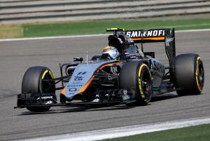 El VJM09 de Force India pasa los 'crash-test' y llegará a tiempo a Barcelona