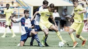Villarreal B 2-2 Badalona: El Villarreal B se deja dos puntos en el último minuto