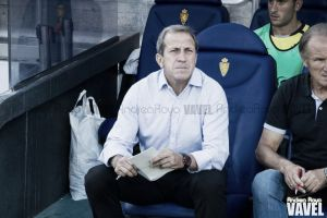 """Víctor Muñoz: """"Sería extraordinario enlazar dos victorias seguidas"""""""