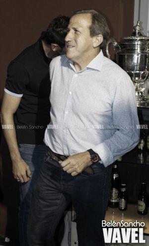"""Víctor Muñoz: """"Hemos tenido la suerte, el acierto y la lucha para ganar"""""""