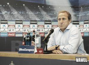 """Víctor Muñoz: """"Si jugamos en equipo y damos todo lo que tenemos, podemos ganar"""""""