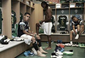 Palmeiras jogará sem volantes titulares pela segunda vez na temporada