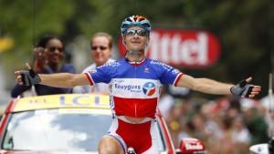 Les 12 travaux de Thomas Voeckler (5/12) : Tour de France 2010