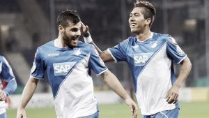 Volland and Firmino hoping to lead second half charge for Hoffenheim