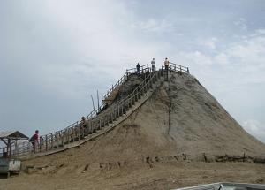 Totumo, el volcán donde poder bañarse